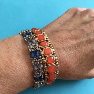 Jewelry - Pair of Stretchy Bracelets